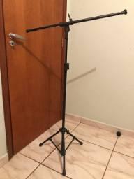 Suporte para microfone (pedestal) - Americana SP (DEIXE SEU WHATSAPP)