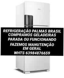 Título do anúncio: Geladeira, Refrigeração Palmas Brasil