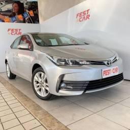 Título do anúncio: Toyota Corolla XEI 2018 Flex 2.0 Aut *Ipva 2021 pago (81)9 9402.6607 Any