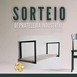 Título do anúncio: Sorteio - prateleira industrial