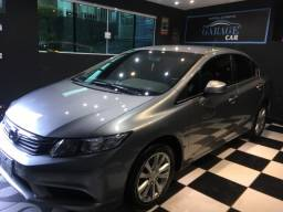 Civic LXS 1.8 automático - único dono