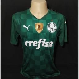 Título do anúncio: Camisa Palmeiras Home 2020/2021 - Verde