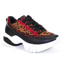 Super Novidade Tênis Casual Sneaker Feminino Ramarim SNK 21-80154