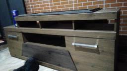 Título do anúncio: Rack pouco uso madeira boa barato