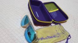 Oculos Absurda Calixto Azul Espelhado