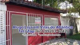 Título do anúncio: Alugo Loja ponto comercial em Vilas do Atlântico - Lauro de Freitas