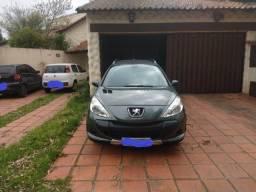 Título do anúncio: Peugeot 207 SW Escapade 1.6 16V (flex) 2009