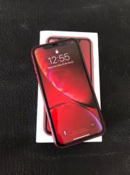 2900 HOJE . iPhone XR 128 gb RED