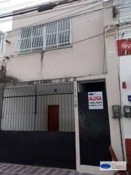Título do anúncio: Casa com 2 dormitórios para alugar, 84 m² por R$ 1.300,00/mês - Centro - Fortaleza/CE