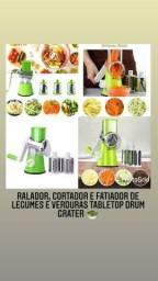 Ralador, Cortador e Fatiador de Legumes TableTop