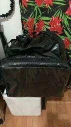 Título do anúncio: Bag nova reforçada resistente a chuva com isopor