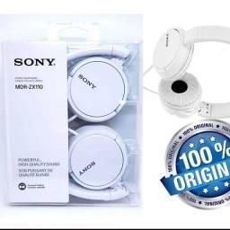 Título do anúncio: Headphone Sony Branco 100% Original