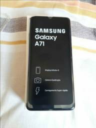 Samsung A71 128gb 1 mes de uso