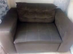 Vendo ou troco sofá retrátil 2 lugar