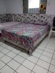 Título do anúncio: Quarto cozinha banheiro mobiliados perto da Santa Casa de Cuiabá.