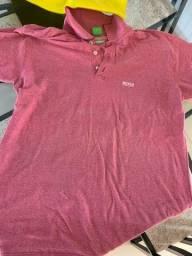 Título do anúncio: Camisa masculina polo da marca HUGO BOSS
