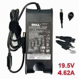 Fonte Notebook Dell 19.5V 4.62A 90W 7.4MM X 5.0MM - Loja Dado Digital