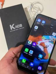 Celular K40s - 32gb / novinho