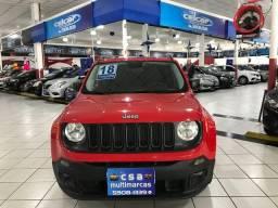 RENEGADE 2018/2018 1.8 16V FLEX 4P AUTOMÁTICO