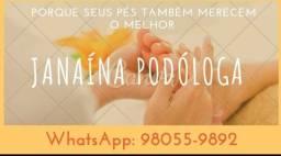 Título do anúncio: Serviço de podologia