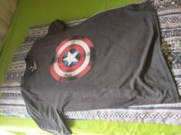 Camisa nova Capitão América