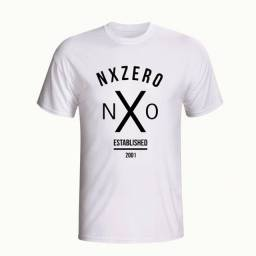 Camiseta Nx Zero - Diversos modelos