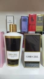Combo Perfume + Creme - R$ 70,00 - ENTREGA GRÁTIS