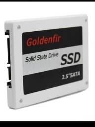 Ssd 120Gb Goldenfir - Promoção aproveite
