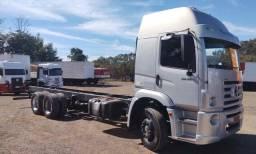 Título do anúncio: Caminhão 24250 no Chassi Truck 6x2