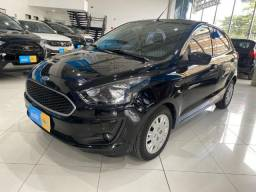 Ford-2019 KÁ 1.5 SE 12V -Flex-(Aut)-Único Dono! Garantia Fábrica!!!