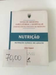Livro nutrição clínica no adulto