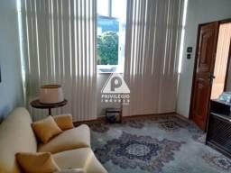 Apartamento à venda, 2 quartos, 1 vaga, Laranjeiras - RIO DE JANEIRO/RJ
