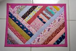 Tapetes patchwork
