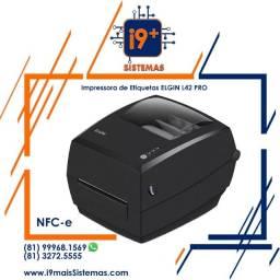 Impressora de Etiqueta Térmica Elgin L42 Pro
