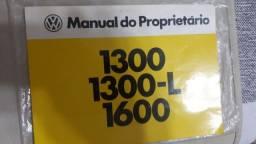 Título do anúncio: Fusca 1600 1985