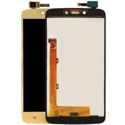 Tela Touch Display Motorla C Plus X Play X2 X4