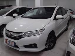 Título do anúncio: Honda City 1.5 EXL 16V FLEX 4P AUTOMATICO