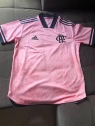 Camisa Flamengo rosa M