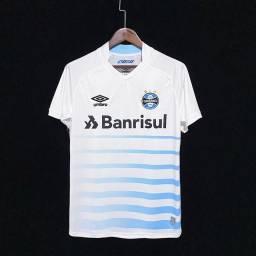 Camisa do Grêmio branca 2021