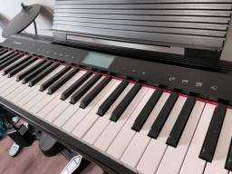 Título do anúncio: Teclado Roland Go Piano + Suporte + Sustain