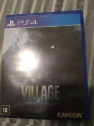 Resident Evil Village (Troco) PS4