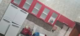 Armário ITATIAIA vermelho