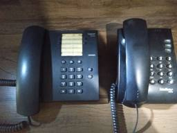 Título do anúncio: 2 Telefones fixos