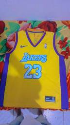Camiseta lakers nova