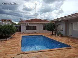 Título do anúncio: Casa com 4 dormitórios à venda, 390 m² por R$ 1.000.000,00 - Centro - Jaú/SP