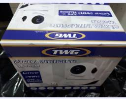 Camera Ip Robo Visao Noturna Wireless Wifi Sem Fio Sd Oferta