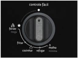 (ZERO) Cooktop 4 Bocas Consul a Gás GLP - Facilite CD060 AE