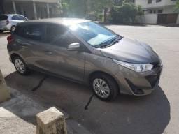 Vendo Toyota / yaris 2020 / 72.000,
