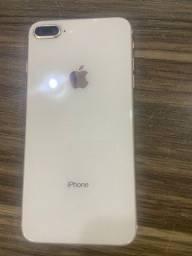 Título do anúncio: Iphone 8 plus 64 GB - Gold Rose
