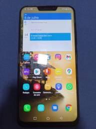 Título do anúncio: Asus zenfone 5 128 GB Biometria parou algumas marcas funcionando perfeitamente
